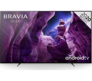 """55"""" SONY BRAVIA KD55A85BU Smart 4K Ultra HD HDR OLED TV with Google Assistant"""