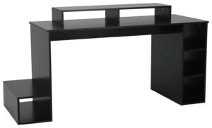 Argos Home Gaming Desk - Black