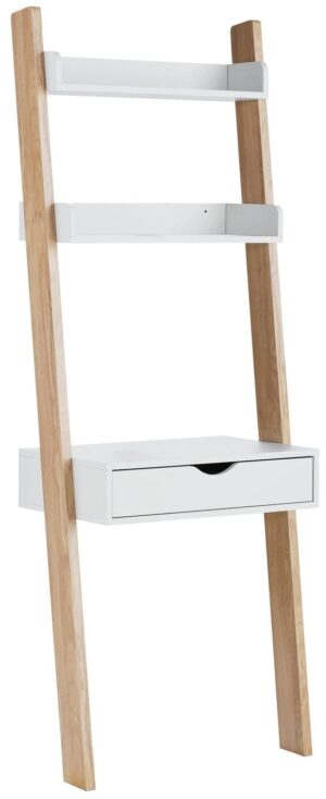 Argos Home Ladder Office Desk - White