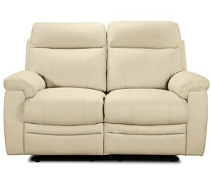 Argos Home Paolo 2 Seater Manual Recliner Sofa – Ivory