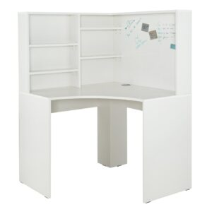 Argos Home Pepper Corner Desk - White