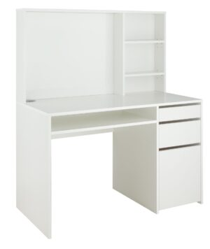 Argos Home Pepper Hutch Desk - White