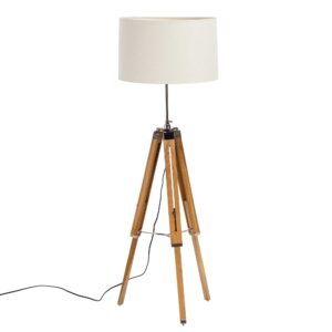 Atlas Tripod Floor Lamp