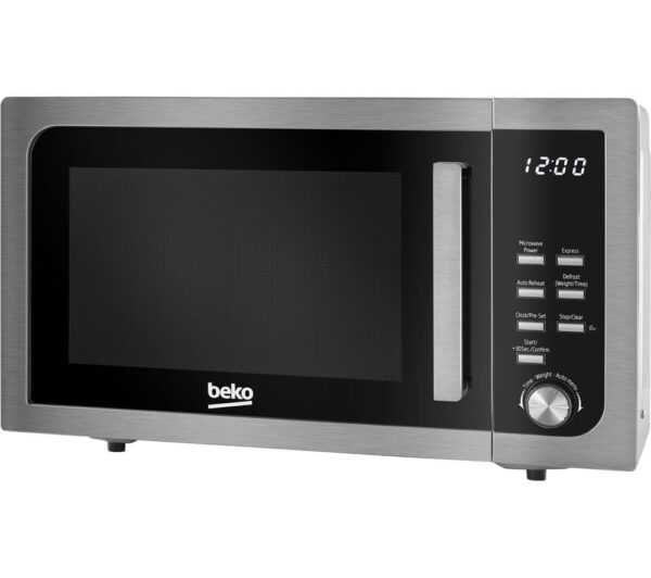 BEKO MOF23110X Compact Solo Microwave - Stainless Steel, Stainless Steel