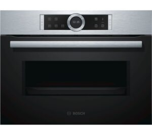 BOSCH Bosch CFA634GS1B Solo Microwave - Stainless Steel, Stainless Steel