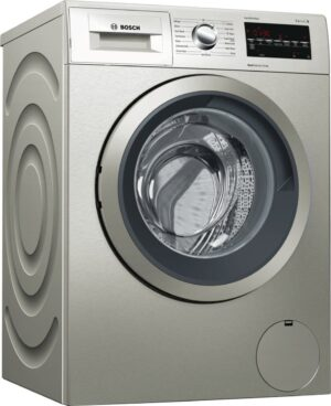 Bosch WAT2840SGB 9KG 1400 Spin Washing Machine - Silver