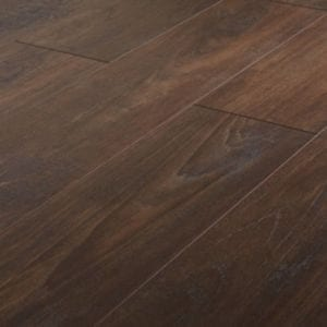 GoodHome Swanley Brown Natural oak effect Laminate flooring