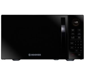HOOVER HMW25STB Solo Microwave - Black, Black