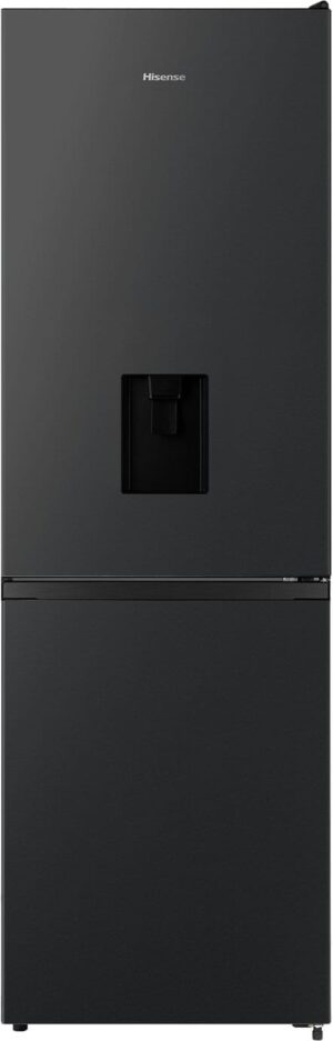 Hisense RB390N4WB1 Fridge Freezer - Black