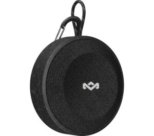 House Of Marley No Bounds EM-JA015-SB Portable Bluetooth Speaker - Black, Black