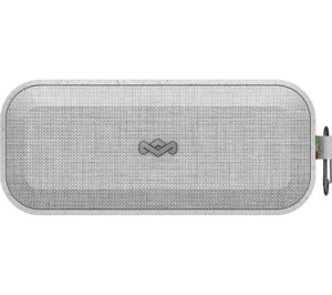 House Of Marley No Bounds XL Portable Bluetooth Speaker - Grey, Grey