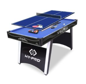 Hy-Pro 5ft Strike American Pool and Table Tennis Table
