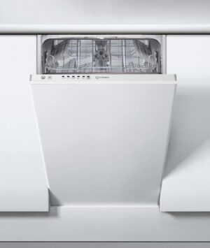 Indesit DSIE2B10UK Integrated Dishwasher - Stainless Steel