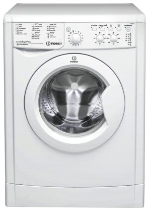 Indesit IWC71252 7KG 1200 Spin Washing Machine - White