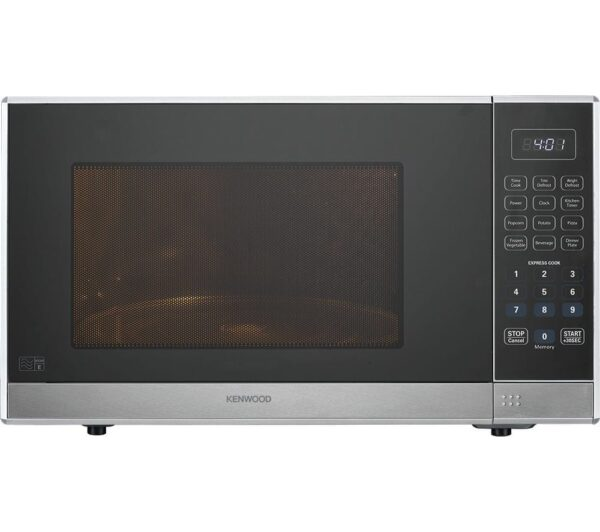 KENWOOD K25MSS19 Solo Microwave - Silver, Silver