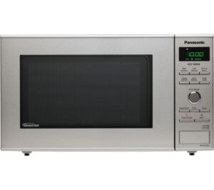 PANASONIC NN-SD27HSBPQ Solo Microwave - Stainless Steel, Stainless Steel