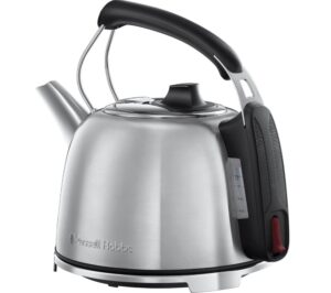 RUSSELL HOBBS K65 Anniversary Traditional Kettle - Silver, Silver