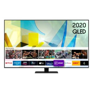 Samsung 75 Inch QE75Q80TATXXU Smart 4K Ultra HD QLED TV