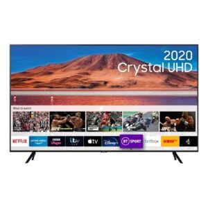 Samsung 75 Inch UE75TU7000KXXU Smart 4K Ultra HD TV with HDR