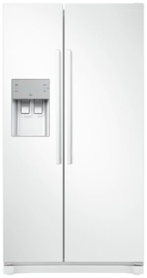 Samsung RS50N3513WW/EU American Fridge Freezer - White