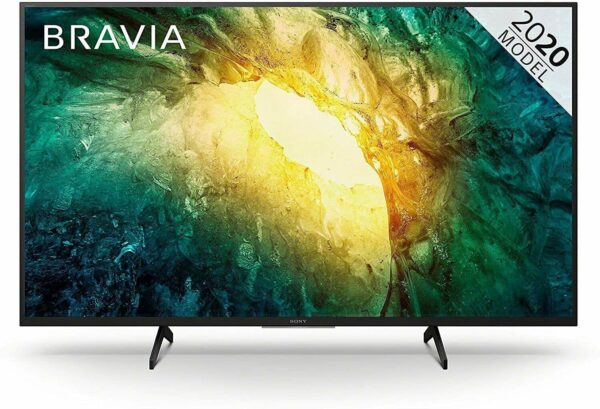Sony 49 Inch KD49X7052PBU Smart 4K UHD LCD TV with HDR