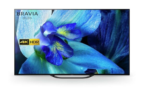 Sony 65 Inch KD65AG8 Smart 4K OLED Android TV with HDR