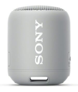 Sony SRS-XB12 Waterproof Wireless Speaker - Grey