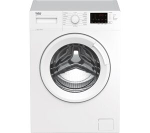 BEKO WTK104121W 10 kg 1400 Spin Washing Machine - White, White