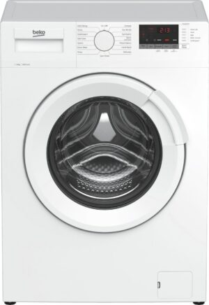 Beko WTL84151W 8KG 1400 Spin Washing Machine - White
