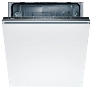 Bosch SMV50C10GB Full Size Integrated Dishwasher - White