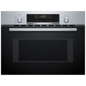 Bosch Serie 6 3350W Built-in Compact Combination microwave