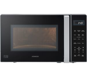 KENWOOD K20GS20 Microwave with Grill - Silver, Silver