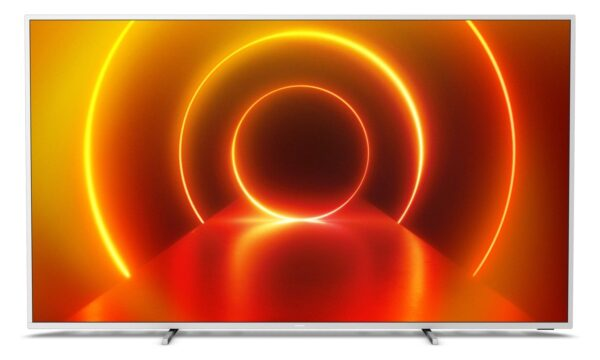 Philips 58 Inch 58PUS8105 Smart 4K Ultra HD LED TV - Silver