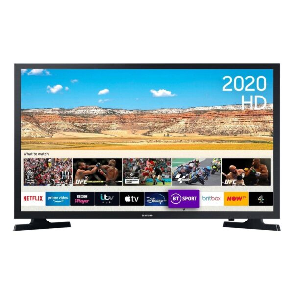 Samsung 32 Inch UE32T4307 Smart HD Ready LED TV with HDR