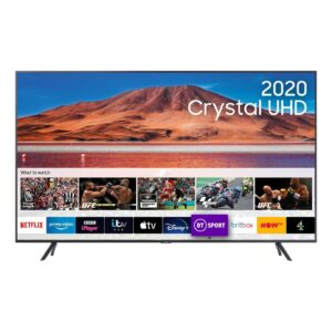 Samsung 70 Inch UE70TU7100KXXU Smart 4K LED TV with HDR