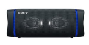 Sony SRS-XB33 Bluetooth Portable Speaker - Black