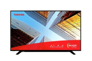 Toshiba 55 Inch Smart 4K Ultra HD LED TV with HDR