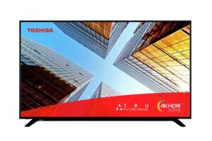 Toshiba 65 Inch Smart 4K Ultra HD LED TV with HDR