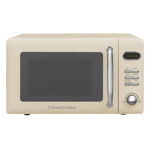 17 L 800W Countertop Microwave Russell Hobbs
