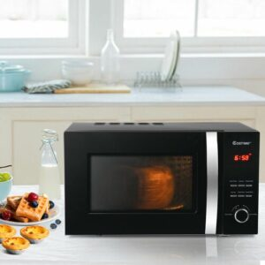 23 L 800W Countertop Microwave Symple Stuff