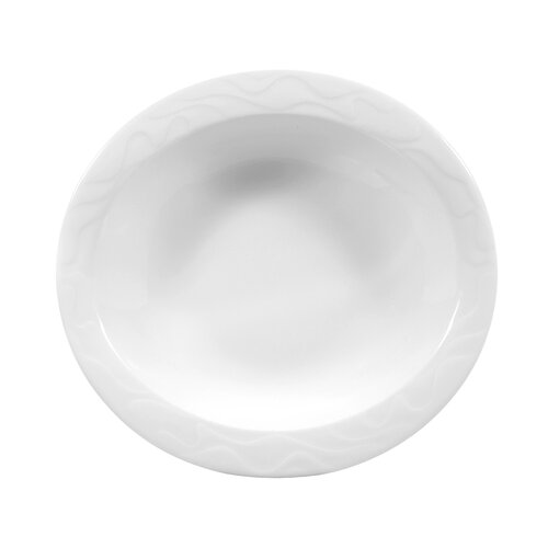 Allegro 21cm Oval Dish Seltmann Weiden Colour/Finish: Plain/White / Microwaveable