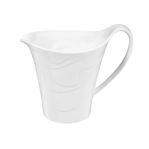 Allegro 230ml Milk Jug Seltmann Weiden Colour/Finish: Plain/White / Microwaveable