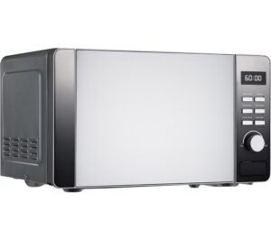 DAEWOO Callisto Solo Microwave - Stainless Steel, Stainless Steel