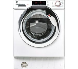 HOOVER H-Wash 300 HBWOS 69TAMCET Integrated WiFi-enabled 9 kg 1600 Spin Washing Machine - White, White