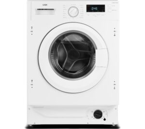 LOGIK LIW814W20 Integrated 8 kg 1400 Spin Washing Machine