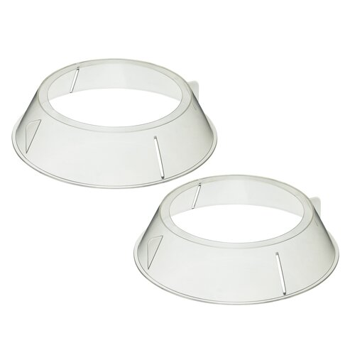 Microwave Stacking Plate Rings KitchenCraft