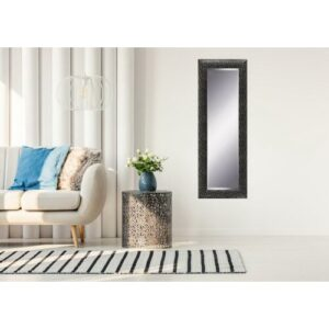 Olivia Wall Mounted Mirror Canora Grey Size: 147cm H x 57cm W