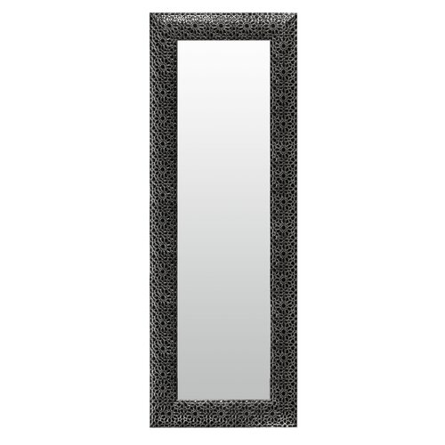 Olivia Wall Mounted Mirror Canora Grey Size: 85cm H x 65cm W