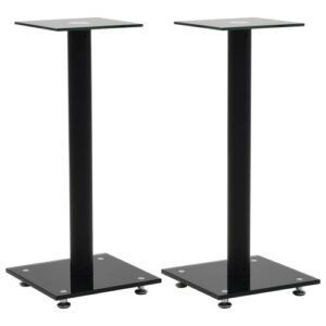 Pillar Design 58cm Fixed Height Speaker Stand Symple Stuff