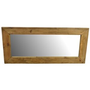Rainer Wall Mounted Mirror Union Rustic